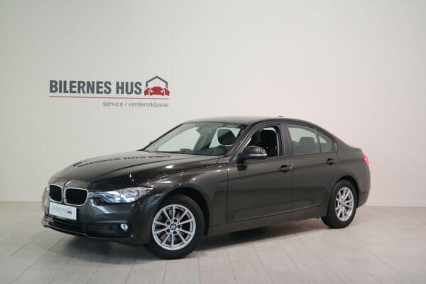 BMW 320d 2,0 aut. billede 0