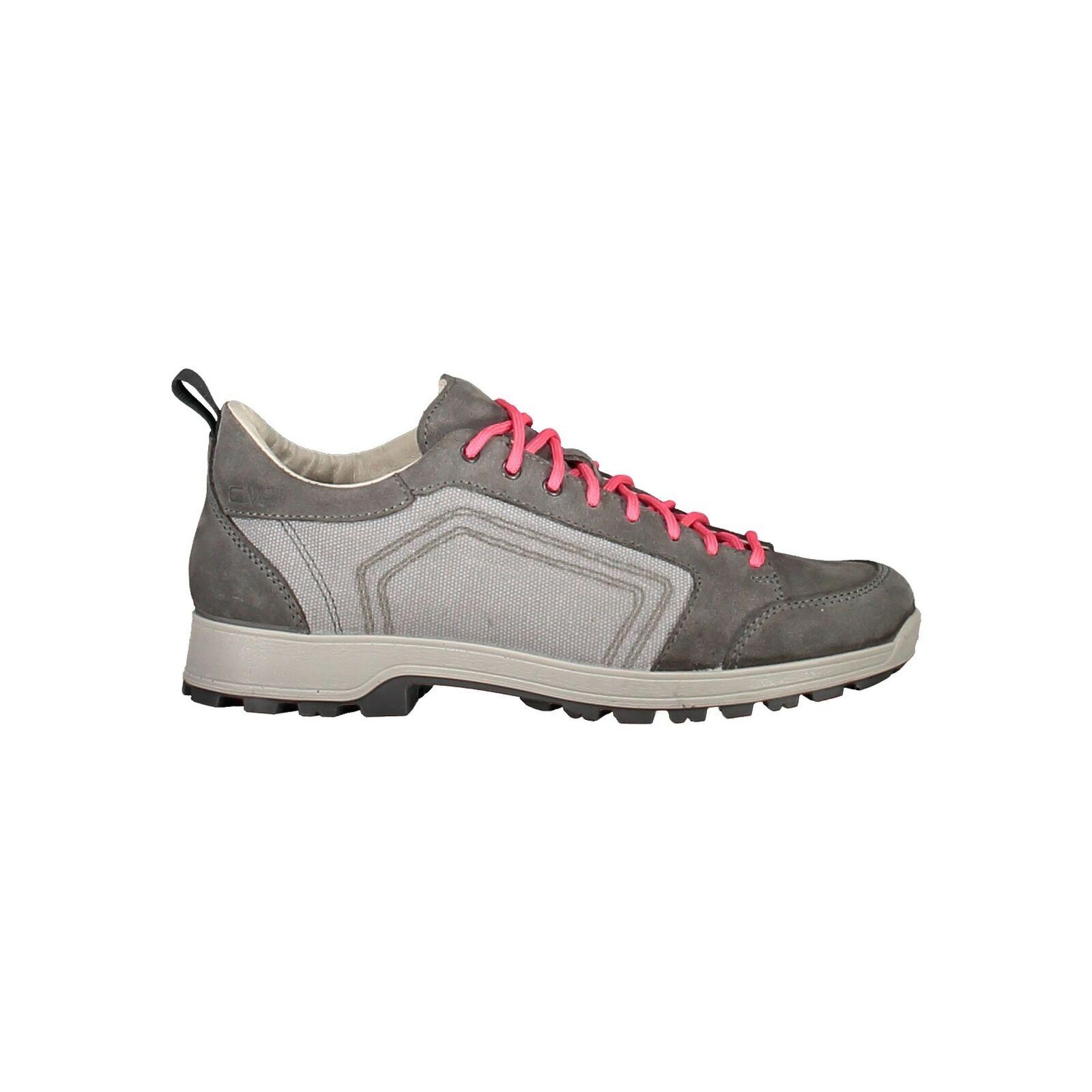 CMP Scarponcini outdoorschuh Atik canvas WMN HIKING scarpe GRIGIO leggermente leggermente leggermente tinta d066a2