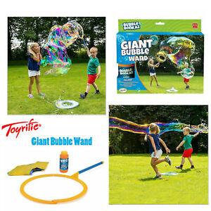 Toyrific-Bubble-Bonkaz-Summer-Outdoor-Garden-Fun-Giant-1-Collapsible-Bubble-Wand