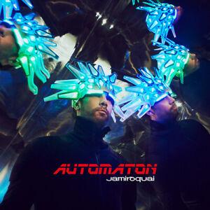 Jamiroquai-Automaton-Vinyl-12-034-Album-2-discs-2017-NEW-Amazing-Value