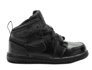 JORDAN 1 MID BT UNISEX TODDLERS RUNNING WALKING CASUAL SHOES 640735 030