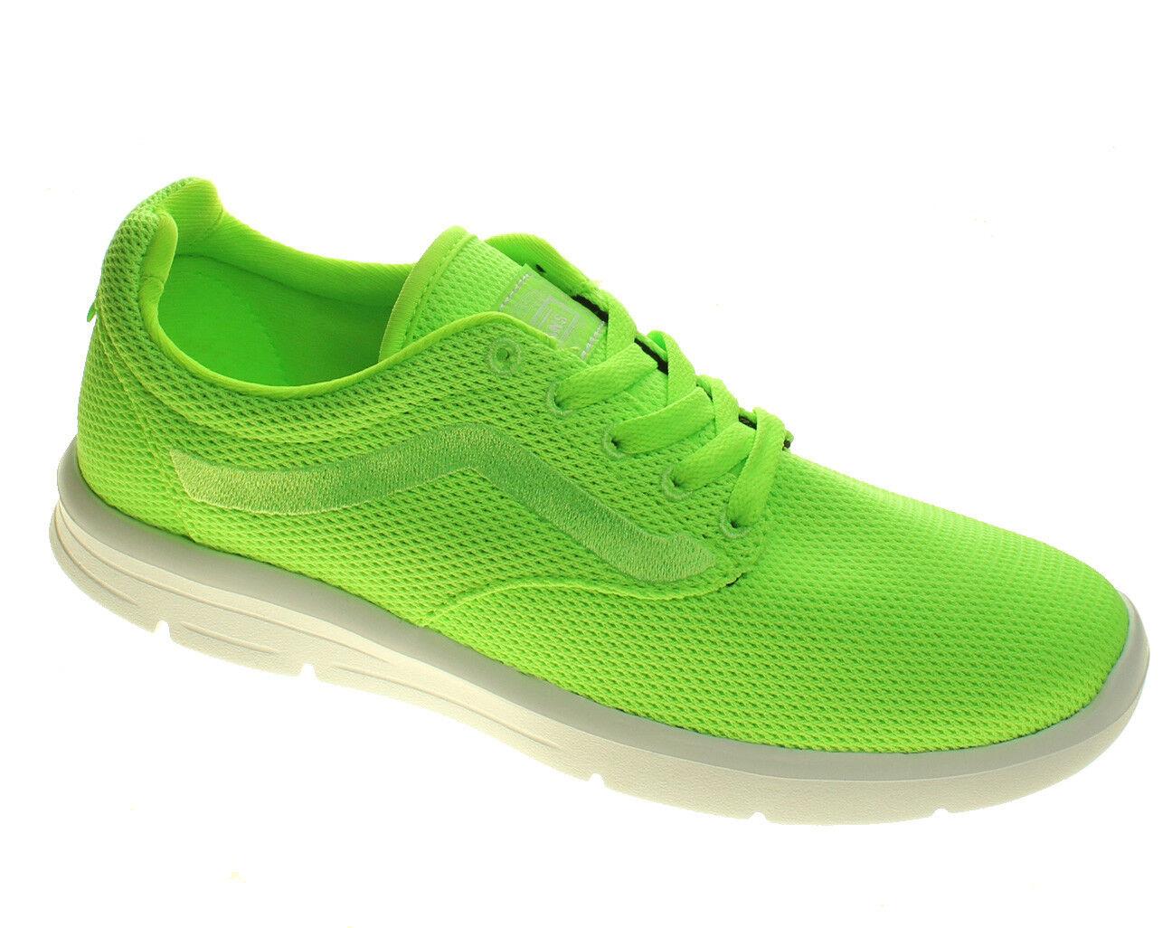 VANS ISO 1.5 Gecko Grün Grün Grün UltraCush Trainer Schuhes MEN'S 6.5 WOMEN'S 7 601279