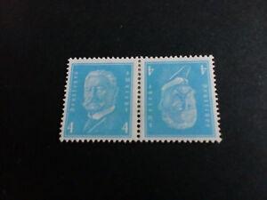 DR Zusammendruck K 9 K 13 ungestempelt 60 Euro - Leer, Deutschland - DR Zusammendruck K 9 K 13 ungestempelt 60 Euro - Leer, Deutschland