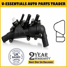 FORD KA 1.3 NEW THERMOSTAT HOUSING SWITCH DURATEC 2003 2008 COMPLETE ASSEMBLY