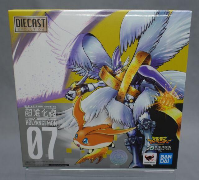 Digivolving Spirits 07 Holy Angemon Patamon Digimon Adventure Bandai NEW***