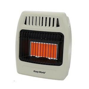 Kozy World Natural Gas Heater