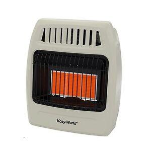 Kozy-World-18-000-BTU-Plaque-Infrared-Propane-Gas-Wall-Heater
