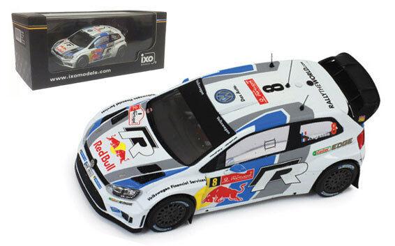 IXO RAM549 VW Polo R WRC Winner Portugal Rally 2013 - Sébastien Ogier 1 43 Scale