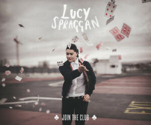 Lucy-Spraggan-Join-the-Club-CD-2013-NEW-FREE-Shipping-Save-s