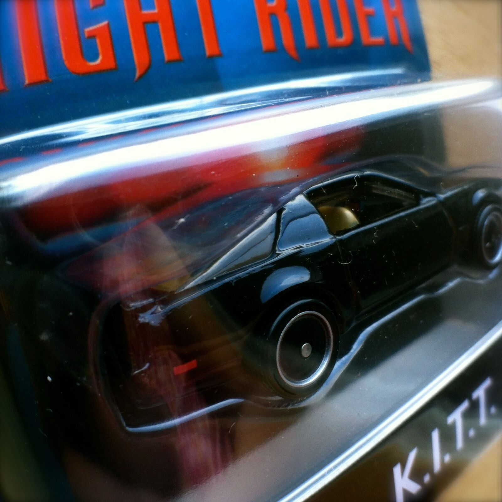 Hot Wheels KNIGHT RIDER K.I.T.T. K.I.T.T. K.I.T.T. Diecast 2013 RETRO ENTERTAINMENT KITT Mattel 7b3d58