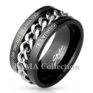 10mm Dragons Etched Gold IP Band Ring 316L Stainless Steel Men/'s Ring