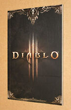 Diablo III 3 promo mini Notizbuch Block Artbook (10x15cm / 32 Seiten)