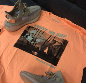dd0638f34 Image is loading Shirt-Match-Yeezy-Clay-350-Boost-Tony-Knows-