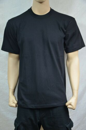 3 NEW PRO5 SUPER HEAVY WEIGHT T-SHIRT BLACK TEE PLAIN BLANK COTTON 3XL 3PC