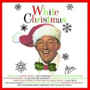 Bing Crosby White Christmas Cd 12 Tracks Weihnachtslieder Pop Jazz New Ebay