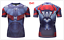 Superhero-Superman-Marvel-3D-Print-GYM-T-shirt-Men-Fitness-Tee-Compression-Tops thumbnail 51