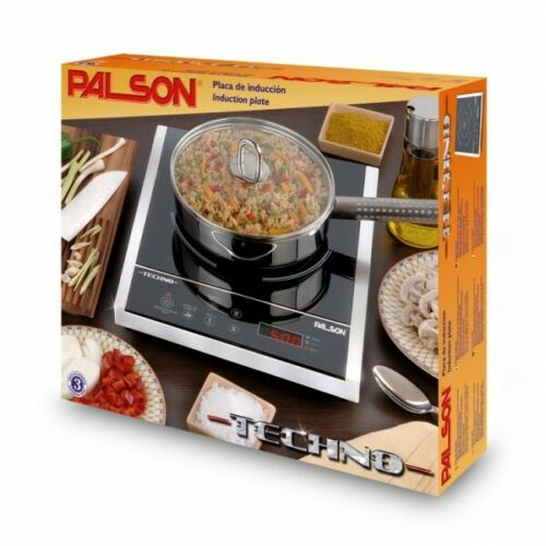 Palson Techno Induction Hob Single Portable Hot Plate Plug In Electric Cooker