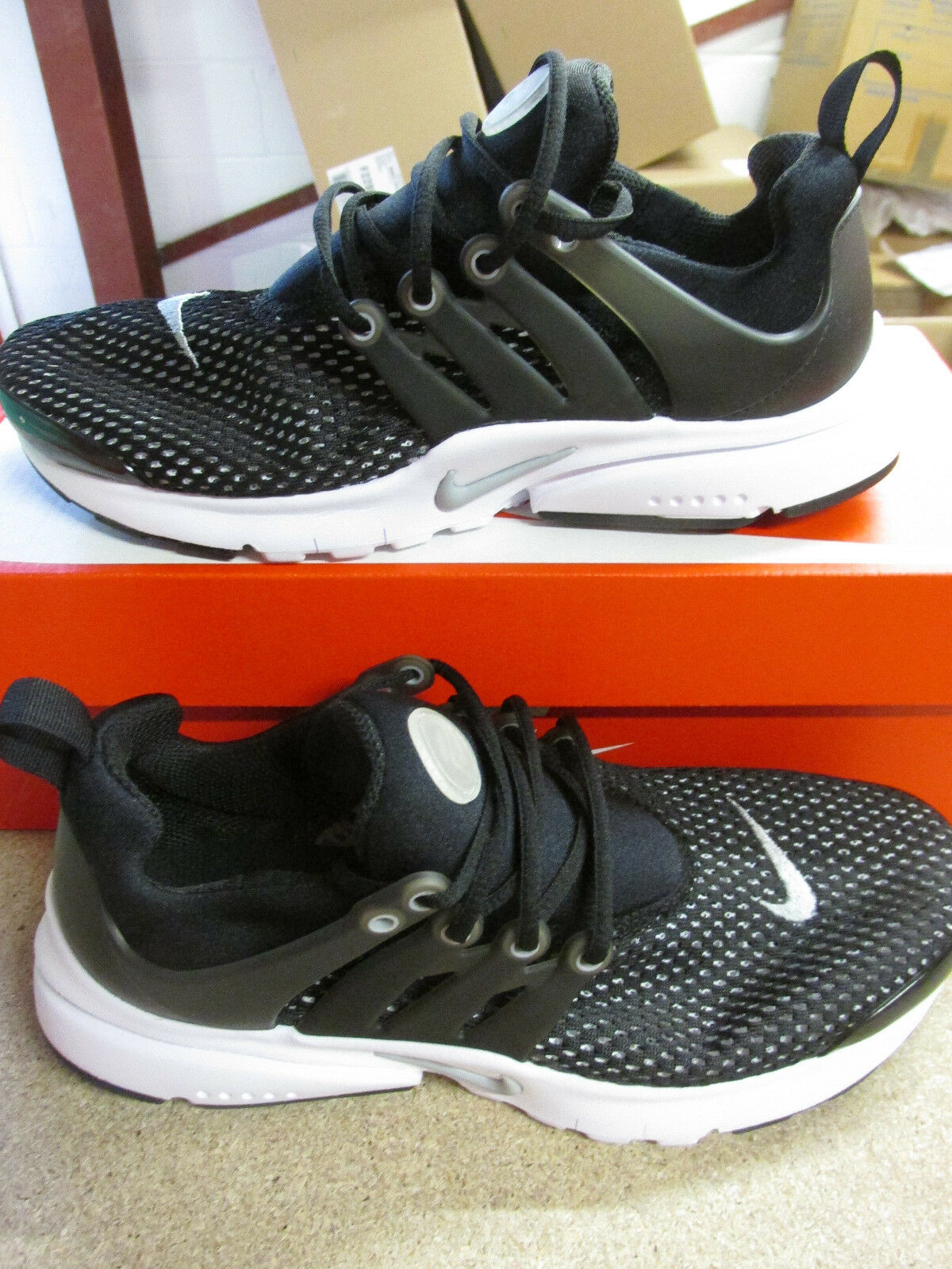 Nike Air Presto BR (GS) Running Trainers 832250 001 Sneakers Shoes