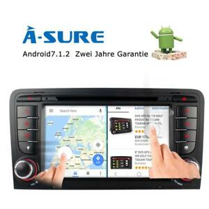 7-034-Android-7-1-Autoradio-DVD-GPS-Navi-fuer-AUDI-A3-S3-RS3-8P-8V-8PA-DAB-2GB-RAM