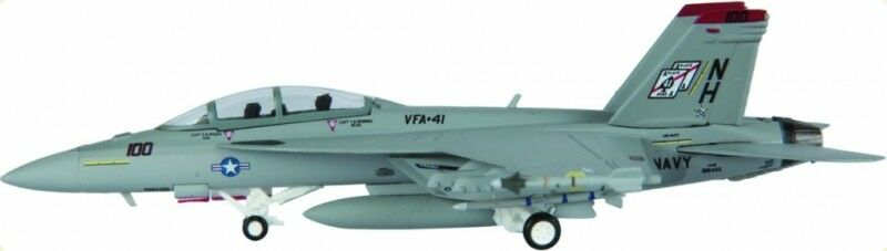 HOGAN WINGS 6160 US Navy Boeing F A-18F VFA-41 Scale 1 200 M-Series - NEU  | Moderne Muster
