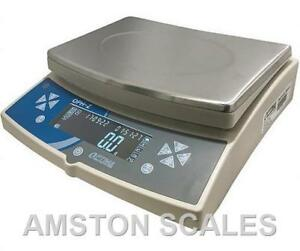 Details about 20,000 x 0 1 GRAM DIGITAL SCALE BALANCE LAB ANALYTICAL  LABORATORY TOP LOADER OPS