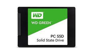 """Western Digital 480GB Green 2.5"""" SATA SSD 718037858500"""