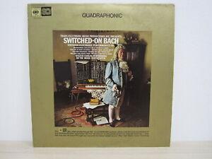LP-Walter-Carlos-Switched-On-Bach-Quadraphonic-1973-RARITAT