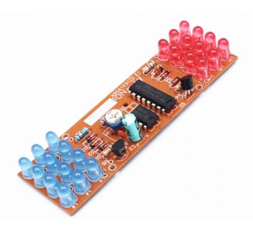Detonation Flashing Light DIY Kit for rot blau  LED Dual-Color AHS