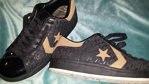 5 Good 40 Condition 5 Size Very Wade' Converse 'dwayne Eur Uk Trainers 6 Black STBTHv