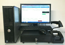 POS Entry Level Complete Turnkey Point of Sale System w/ Technical Support
