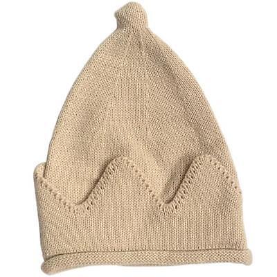 Toddler Girls Boys Crochet Earflap Beanie Hat Newborn Baby Kids Warm Soft Cap