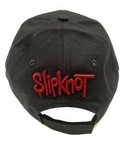 NEW /& OFFICIAL! Slipknot /'Logo/' Baseball Cap