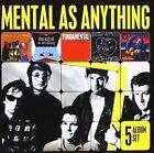 5 Album Set by Mental as Anything (CD, Dec-2015)