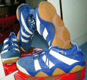 Hilfreich Adidas Hallenschuhe Equipment 06/96 Feet You Wear 46; Vintage Gr