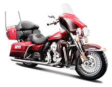 MAISTO 1:12 HARLEY-DAVIDSON 2013 ELECTRA GLIDE ULTRA LMT FLHTK MOTORCYCLE 32323