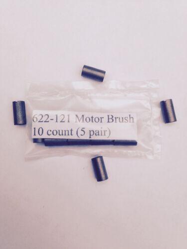 5 pair each 10 LIONEL 736 Brush Springs /& 10 Lionel 736 Motor Brushes
