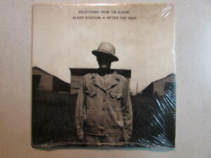 SELECTIONS-FROM-THE-ALBUM-SLEEP-STATION-AFTER-THE-WAR-4-TRK-PROMO-CD-SLEEVE-NEW