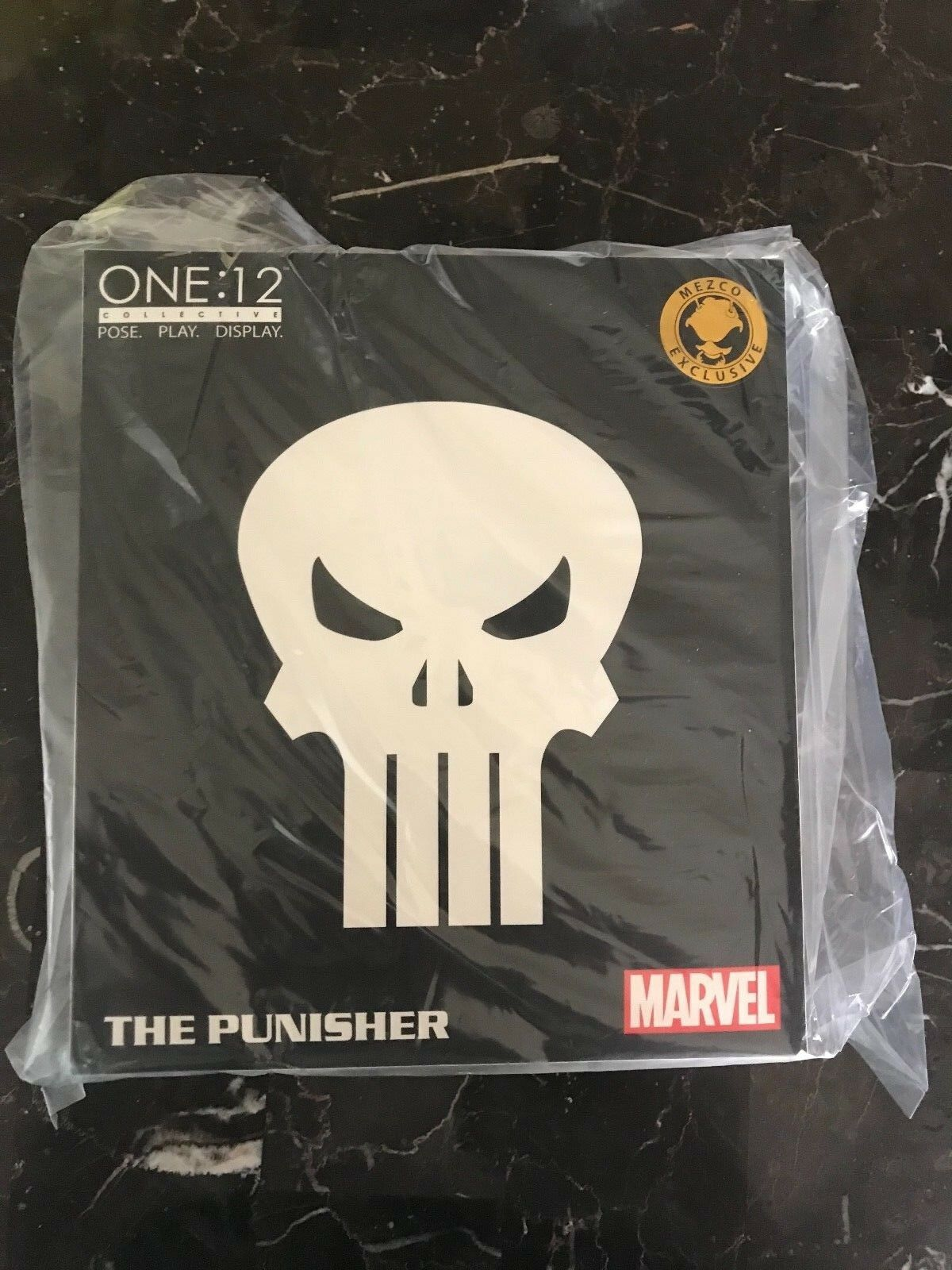 SDCC 2018 MEZCO TOYZ One 12 Collective Marvel Punisher  Special Ops Edition