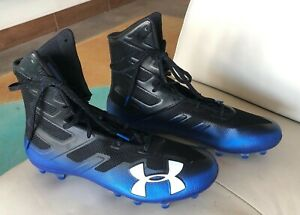Under-Armour-Men-Highlight-MC-Football-LaCrosse-Cleats-Shoes-3000177-Blue-12
