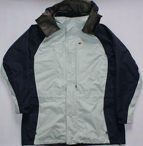 Berghaus-Gore-Tex-XCR-Hooded-Coat-UK-Size-16-Sky-Navy-Blue-Womens-Jacket