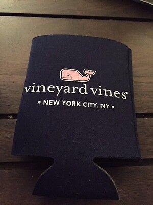 New Vineyard Vines Target Koozie Drink Holder Can Cooler Hugger Hibiscus Whale