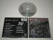 BON JOVI/SLIPPERY WHEN WET(POLYGRAM/830 264-2)CD ALBUM