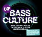 Bass Culture [Slipcase] by Various Artists (CD, Aug-2011, 2 Discs, UKF Music)