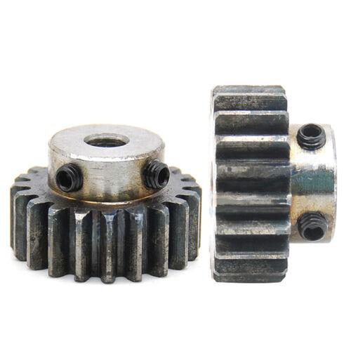 1.5Mod 35T Zähne Zahnrad Stirnrad With Schritt C45 Stahlzahnrad Bohrung 6-20mm