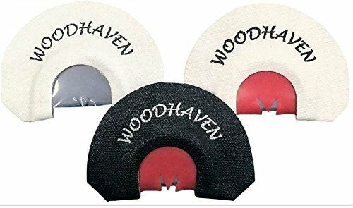 WoodHaven Wasp Nest 3 pack Mouth Calls WH090