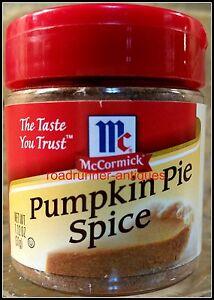 McCormick-Pumpkin-Pie-Spice-Kuerbis-Kuchen-Gewuerz-31g-gemahlen-Frisch-aus-USA