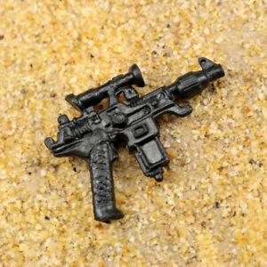 GI Joe g.i Cobra Commander v3 PISTOL gun Vtg weapon 1987 accessory