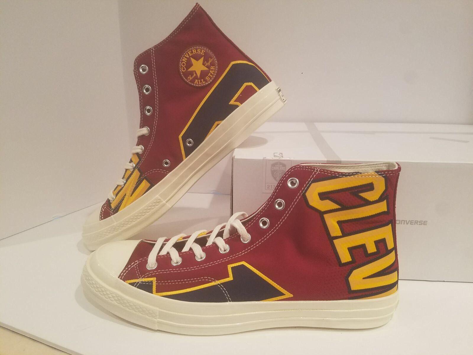 Converse Chuck Taylor 70 Cleveland Cavaliers GAMEDAY 14 W Talla M 12 W 14 a3ae44