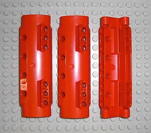 LEGO-Technic-3x-Panel-Verkleidung-11x3-mit-10-Pinloecher-in-ROT-11954-42029