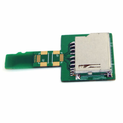USA  Micro-SD TF Male Memory Card Kit SDHC to SD Card Socket Extension Adapter